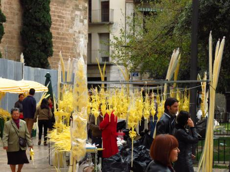 Palm Sunday in Valencia