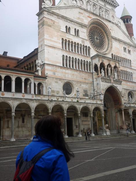 An Italian Church