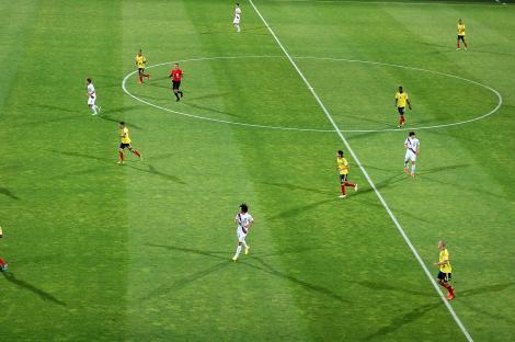 South Korea vs. Colombia.