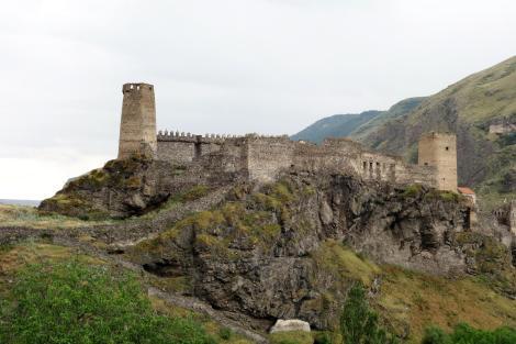 Khertvisi Fortress.