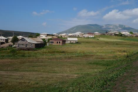 Georgian Village.