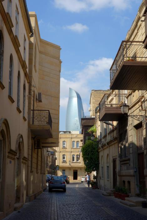 Baku.