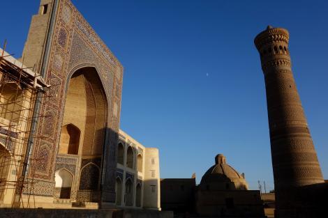Bukhara.