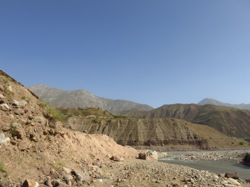 Last of the Pamirs, for us.